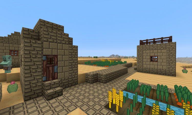 Adventuring Minecraft