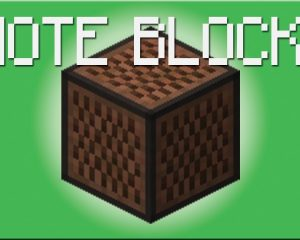 note blocks