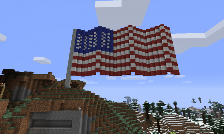 4th of july fun build challenge