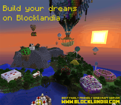 Blocklandia Minecraft server