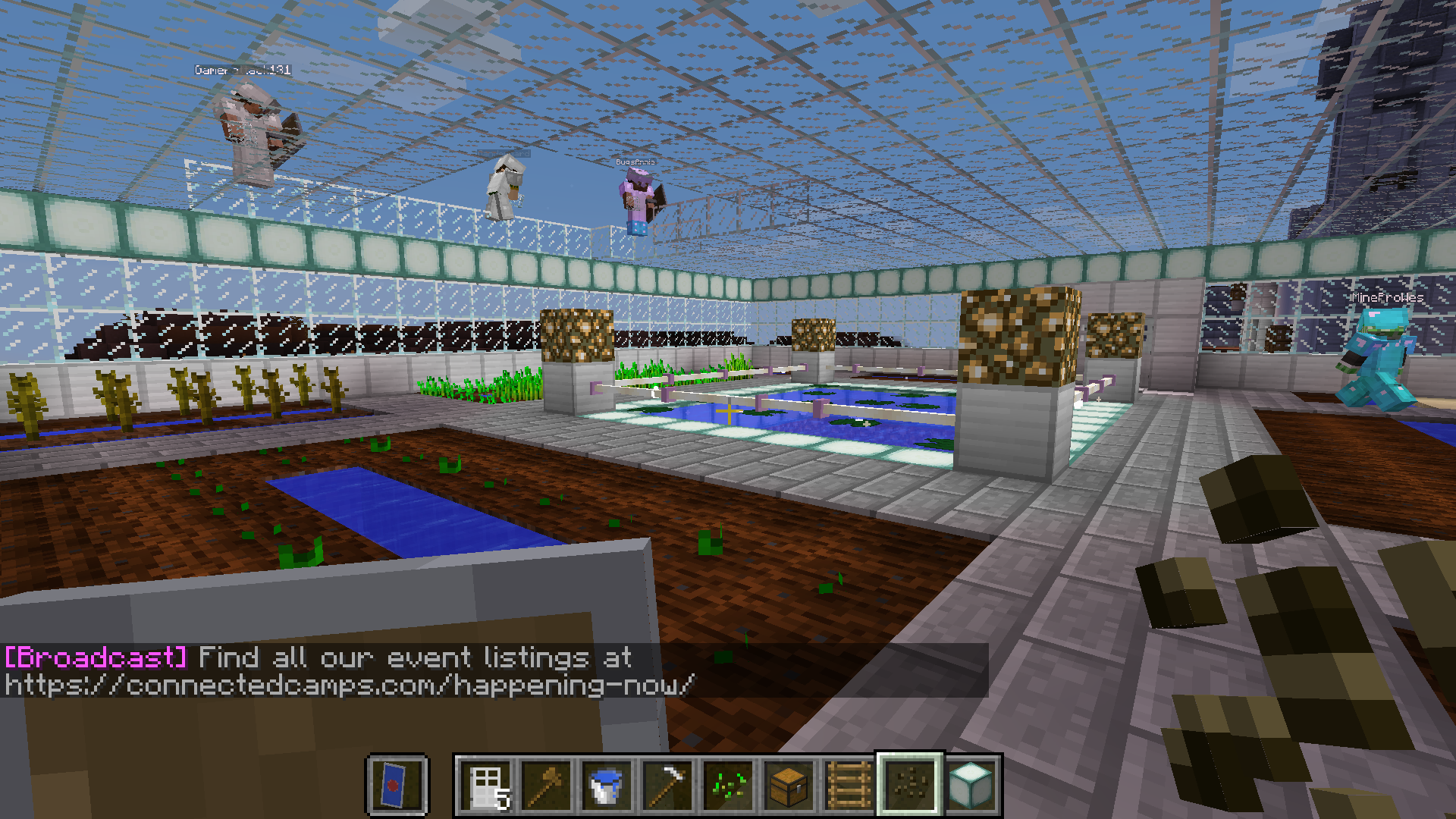 10 ideas for your next minecraft architecture project