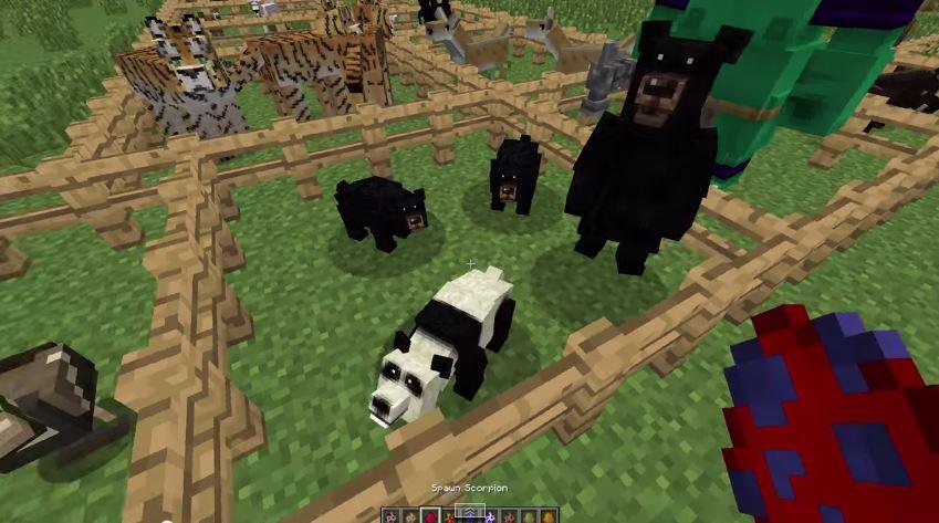 Mo' Creatures Mod: Kid-friendly Minecraft Mod