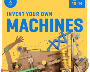 Invent Your Own Machines hero